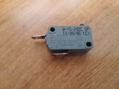 Galanz Micro Switch 15 Amp 125VAC Normally Close W-15-202C Microwave Oven BN3