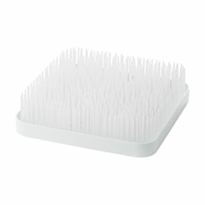 Boon Grass Countertop Drying Rack -White