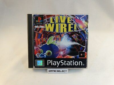 Live Wire! Sony Playstation 1 2 3 One Ps1 Ps2 Ps3 Psx Pal Eur Italiano Completo