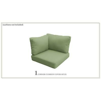 """Covers for High-Back Corner Chair Cushions 6"""" thick"""