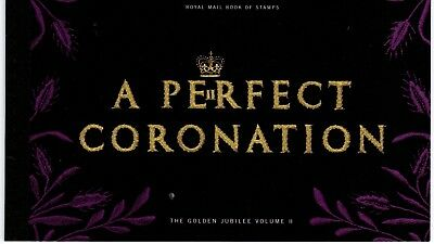 G.B. 2003 A Perfect Coronation DX31 EMPTY Prestige Booklet