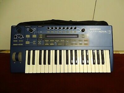 Novation Ultra Nova Synthesizer