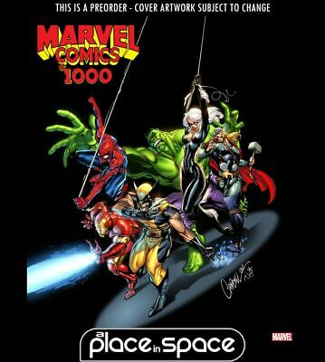(Wk35) Marvel Comics #1000L - Js Campbell Variant - Preorder 28Th Aug