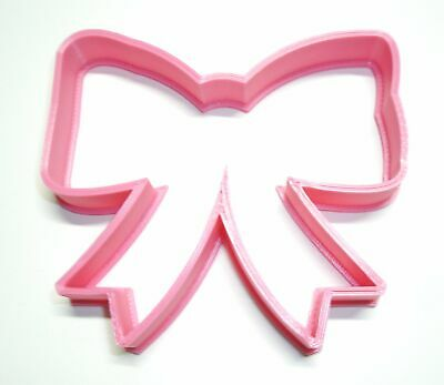 Girls Bow Baby Shower Gender Reveal Party Special Occasion Cookie Cutter Baking