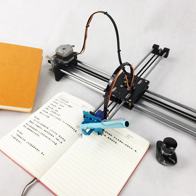 DRAWBOT IDRAW MASTERS lettering robot XY-plotter X Y axis