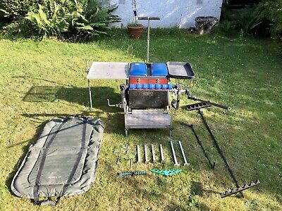 BOSS FISHING SEAT Box Match Coarse Fishing - £30 00 | PicClick UK