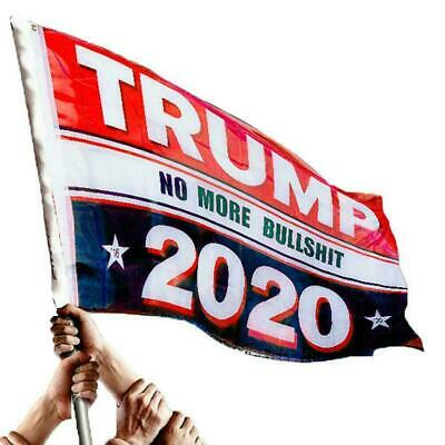 Trump 2020 Keep America Great President Donald Make 3x5 Flag Ft America Gre T6L1