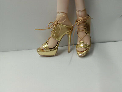 "Tonner 18.5/"" New Vinyl//Resin Evangeline Ghastly Fashion Pumps doll Shoes A-11"