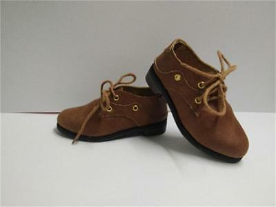 "Sherry Shoes for Tonner 19/"" Peter Pevensie Athletic doll Brown 7BJS4"