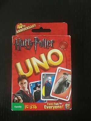 Harry Potter Uno