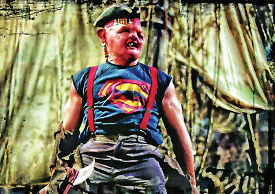 138527 THE GOONIES SLOTH Wall Poster Print AU