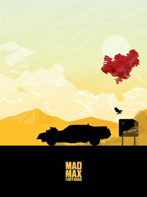 140713 New Mad Max Fury Road Wall Poster Print AU