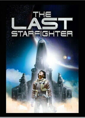 146635 The Last Star Fighter Wall Poster Print AU