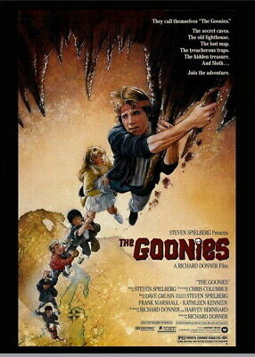 146389 The Goonies Wall Poster Print AU