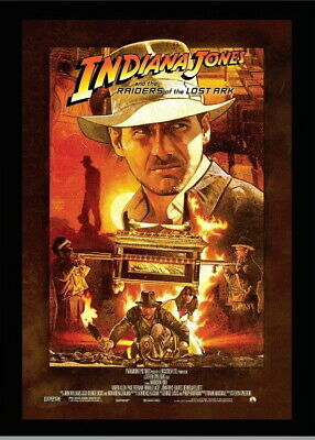 146499 Raiders Of The Lost Ark Wall Poster Print AU