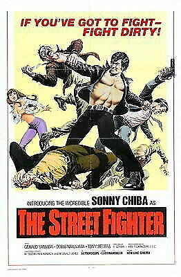 149676 Street Fighter The Movie Wall Poster Print AU