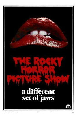152159 Rocky Horror Picture Show Movie Wall Poster Print AU