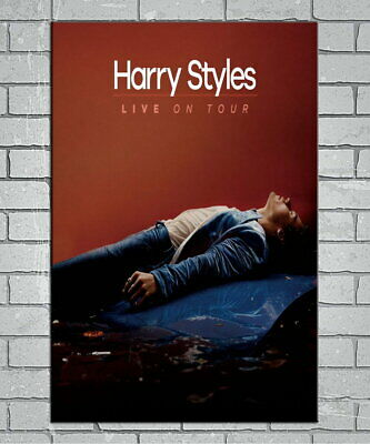 144019 Harry Styles Sign Of The Times Wall Poster Print UK