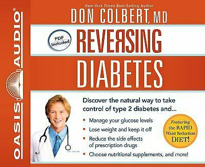 Reversing Diabetes: Discover the Natural Way to Take Control of Type...  (ExLib)
