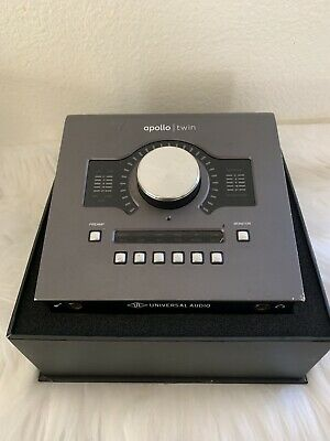 UNIVERSAL AUDIO APOLLO 8 Duo Thunderbolt Audio Interface - Used JRR