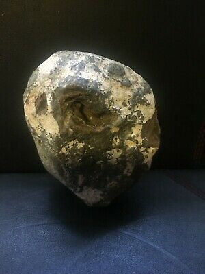 A small rock art axe / scraper from the Palaeolithic period  ( doggerland uk )