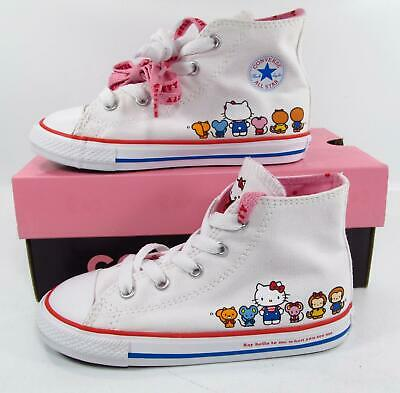 Converse x Hello Kitty Chuck Taylor All Star Hi Friends 762949C Infant Toddler