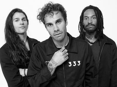 FEVER 333 in Köln ** 2 Tickets ** ausverkauft! ** 19.11.2019 Live Music Hall