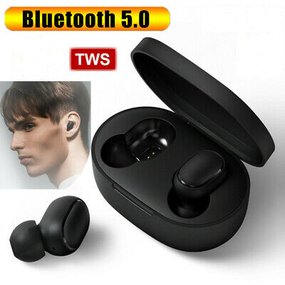 For Xiaomi Redmi TWS Airdots Bluetooth 5.0 Earphone Headphone Stereo Earbuds 1pc