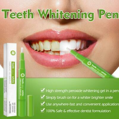 30g Instant Teeth Whitening Pen Extra Strong Teeth Cleaning Perfect Smile Best