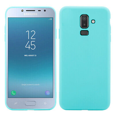 For Samsung Galaxy J2 2018 Slim Soft TPU Silicone Shockproof Phone Case Cover