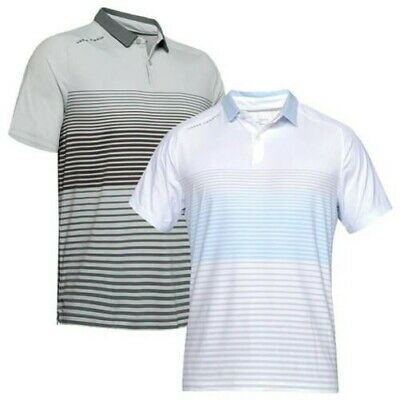 Under armour Hommes 2019 Iso-Chill puissance Jeu Golf Stretch Fast Séchage Polo
