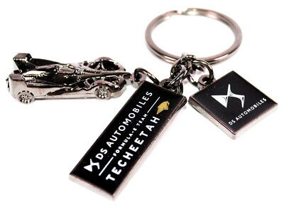 Citroen DS Formula E Techeetah Key Ring Keyring Key Fob Key Chain DS200651