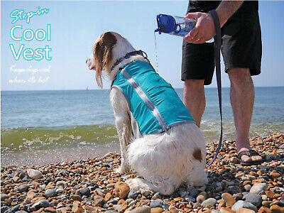 Step In Cool Vest - Keeps dogs cool when its hot.