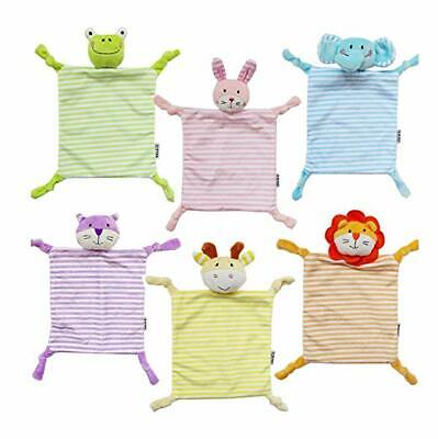 Baby Security BlankieFor Baby Infant Tollder Adorable Soother Blanket Baby Gift