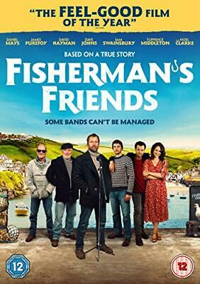 Fisherman's Friends [DVD] - DVD  WGVG The Cheap Fast Free Post