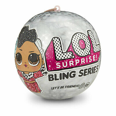L.O.L. Surprise! - Bling Series Doll - Genuine LOL by MGA Entertainment