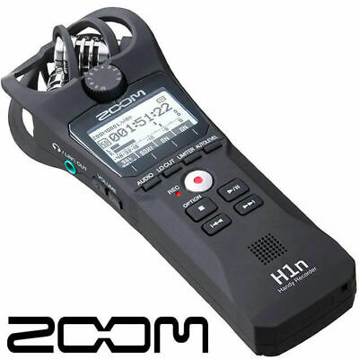 Zoom H1N Ultra Portable Stereo Digital sd recorder