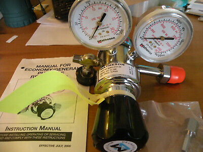 Matheson Regulator, 81L-580 NOS