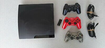 SONY Playstation 3 avec 3 manettes