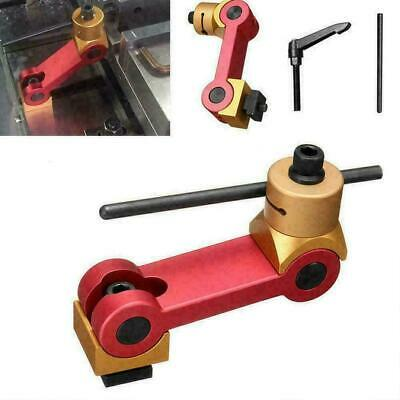 Adjustable Work Stop Locator Vise CNC Mill Machines Diamond DresseRe C7S7 F T5Y7