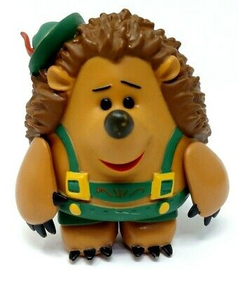 "Disney Pixar Mattel TOY STORY MR PRICKLEPANTS 4"" #T0482 Poseable Arms HEDGEHOG"