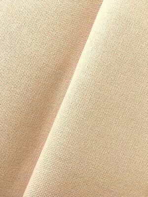 Ivory / cream Brittney Lugana 28 Count Zweigart even weave fabric - size options