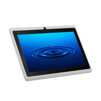 """7"""" inch 3D Game Tablet 8GB Android 4.4 Quad-core 3G Wifi HD Dual Camera US Plug"""