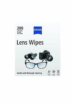 ZEISS Lens Wipes - Pack of 200 for LCD, Cameras, Tablets - Free Delivery UK/IRL