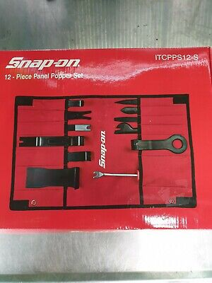 ITC 12 Piece Panel Popper Set ITCPPS12 Premium Quality Product Offer Free P/&P
