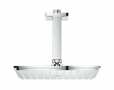 Grohe 26065000 Rainshower Allure 210,Shower Head Set, Ceiling Diffuser wit... .