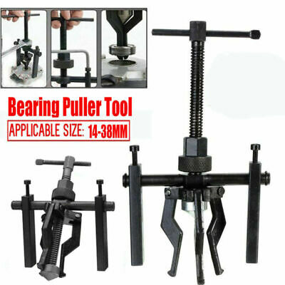 3 Jaw Extractor Inner Bearing Puller Equipment Hole Bearing Pull Car Wheel Tool