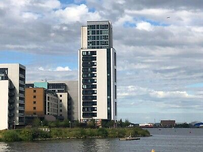 1 Bedroom Apartment WITH SEA VIEWS in Cardiff Bay