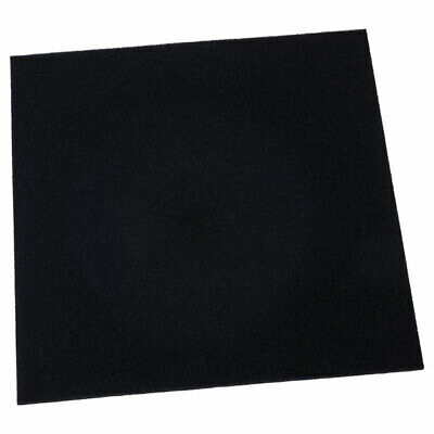 Antistat 038-0016 Black Conductive H/D Foam 305 x 305 x 6mm