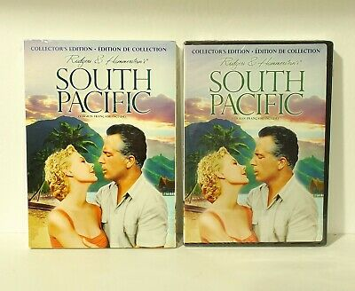 South Pacific NEW (DVD, 2006, Canadian Collector's Edition Bilingual) REGION 1